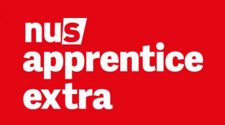 NUS card logo